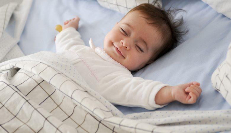 rotina de sono do bebê